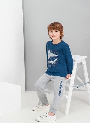 Roly Poly  Space Shuttle Cobalt Mavi Erkek Çocuk Eşofman Takımı Lacivert